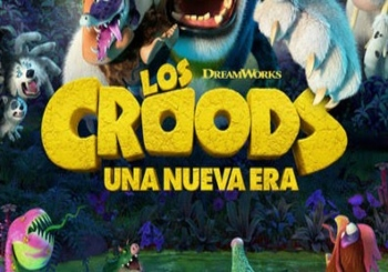Los Croods 2 Autocine Race Madrid