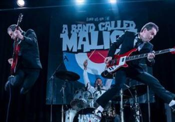 A Band Called Malice The Jam tribute act en The Boileroom
