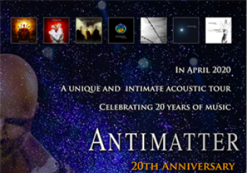 Antimatter Acoustic 20th Anniversary Show en The Black Heart