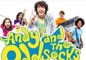 Andy And The Odd Socks en Gosforth Civic Theatre