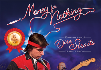 Money for Nothing A Tribute to Dire Straits en Alexanders Live