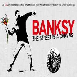 Entradas BANKSY. The Street is a Canvas - en Madrid