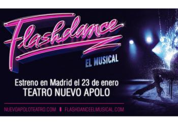 Flashdance en Madrid (Teatro Nuevo Apolo)