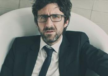 Mark Watson How You Can Almost Win en Warrington Pyramid Parr Hall