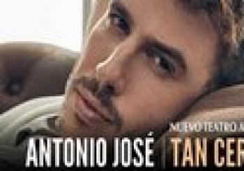 Antonio José - Tan cerca invierno, en en Madrid