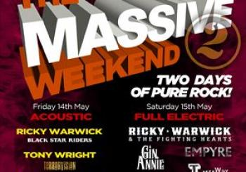 Massive Weekend 2 Saturday en The Waterloo Music Bar