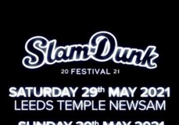 Slam Dunk Festival 2021 North Launch Party en Leeds Beckett Students Union