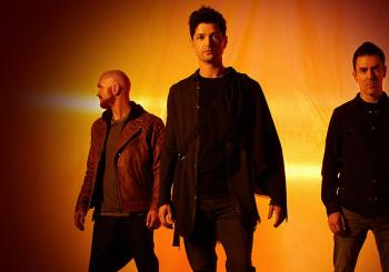 The Script - a Free Concert for the Hse & Frontline Staff en Dublin