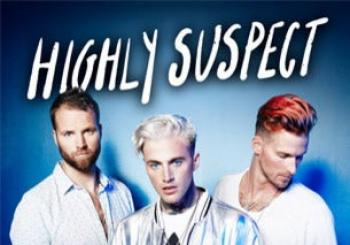 Highly Suspect en London