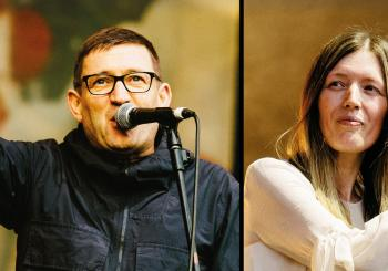 Sounds of The City - Paul Heaton and Jacqui Abbott Manchester