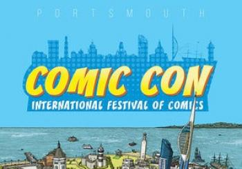 International Comic Con - Saturday en Portsmouth