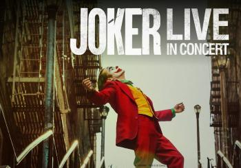 Joker Live In Concert - the Film with Live Orchestra en London