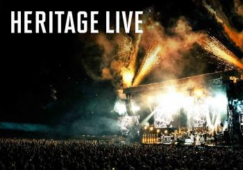 Heritage Live - Van Morrison plus very special guests The Waterboys Essex