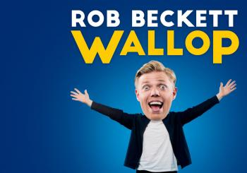 Rob Beckett - Wallop en Swansea