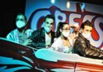 Live the movies: Grease en Barcelona