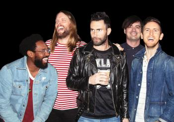 American Express Unstaged with Maroon 5 - Uk Broadcast en Virtual Event