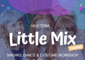 Little Mix - Singing, Dance & Costume Workshop en Hedge End