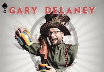 Gary Delaney Gary In Punderland en The Poly