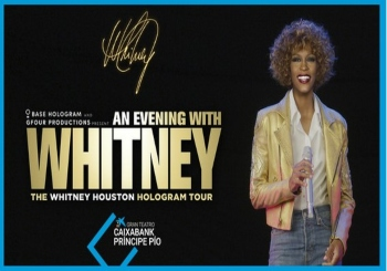 50% Dto. Whitney Houston - Hologram Tour en Madrid