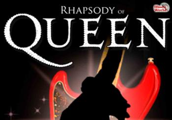 Rhapsody of Queen en -