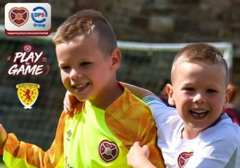 Tynecastle Easter Play the Game Course 2021 (5-9 April) Edinburgh