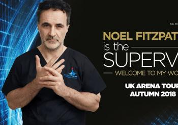 Noel Fitzpatrick: How Animals Saved My Life en Virtual Event