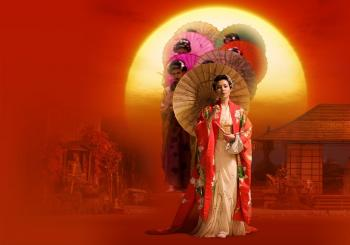 Puccini Madama Butterfly - an Ellen Kent Production en Swansea