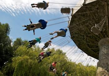 Chessington World of Adventures - One Day Entry en Surrey