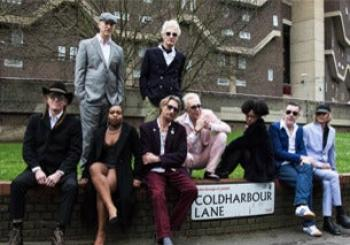 Alabama 3 Full Band Live @ Brixton Jamm London