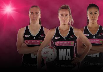 Adelaide Thunderbirds Fan Day en Mile End South