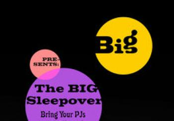 BIG presents: The BIG sleepover en Barcelona