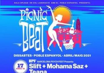 PICNIC BEAT - 1 Mayo: The Kongsmen + Agustí Burriel & Los Soberanos + The Sick Boys en Barcelona