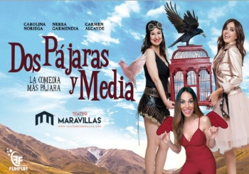 Dos Pájaras y media en Madrid