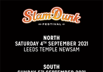 Slam Dunk South Return Coach Travel Only en Hatfield Park
