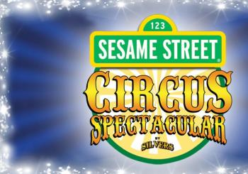 Sesame Street Circus Spectacular by Silvers Christie Downs