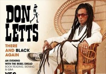 An Evening With Don Letts en YES The Pink Room