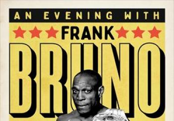 An Evening with Boxing Legend Frank Bruno en Vale Sports Arena