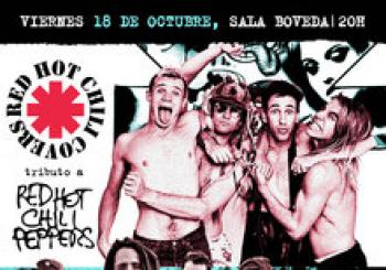 TRIBUTO RED HOT CHILI PEPPERS (Red Hot Chili Covers) + TRIBUTO RAGE AGAINST THE MACHINE(Rage To Antonio Machine)). En Barcelona
