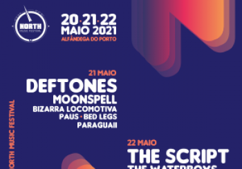 North Music Festival 2021 Alfndega do Porto