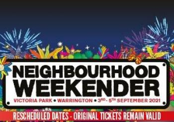 Neighbourhood Weekender 3Day Weekend FriSun en Victoria Park