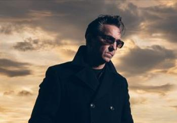 Richard Hawley en The Piece Hall