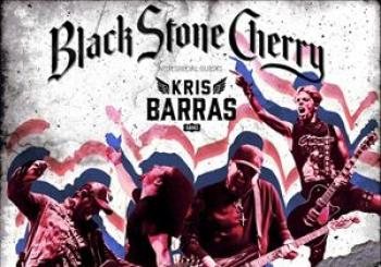 Black Stone Cherry Leas Cliff Hall