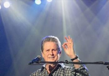 Brian Wilson Good Vibrations Greatest Hits Tour en Leeds Town Hall