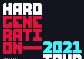 Hard Generation 2021 Tour Presents Darren Styles en Hangar 34