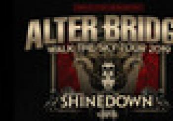 Alter Bridge + Shinedown + The Raven Age en Madrid