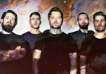 Bury Tomorrow and August Burns Red Electric Ballroom