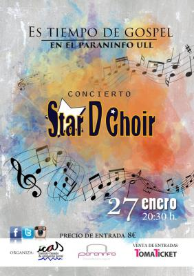 Concierto Gospel. Star D Choir