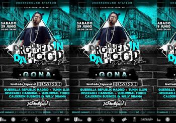 Prophets in da hood 6 - GONA - Madrid