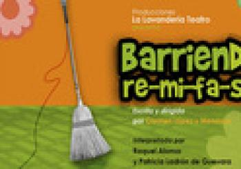 Entradas Barriendo-re-mi-fa-sol en Madrid