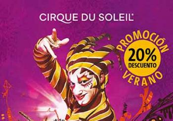 Entradas Cirque du Soleil - Kooza - Summer Flash en Madrid